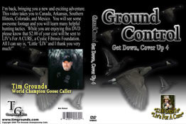 Ground Control DVD