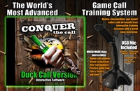 """CONQUER THE CALL"" Duck Version"