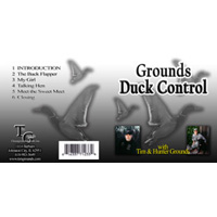 Grounds Duck Control CD instruction