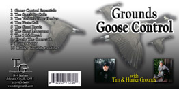 Grounds Goose Control™  CD instruction
