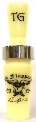BACK FLAPPER PLUS™  single reed - Ivory
