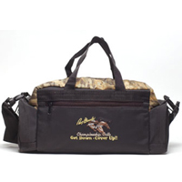 Call Bag, black, camo, logo