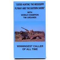 """Goose Hunting Mississippi Flyway"""