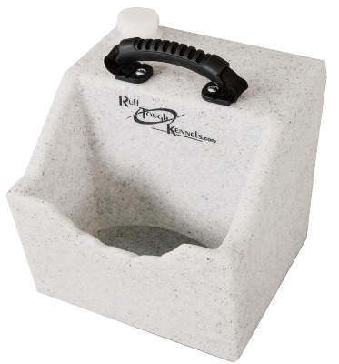 Rough Tough Kennels water dish