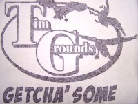 "Decal  ""Get Cha Some""™  12 inch"